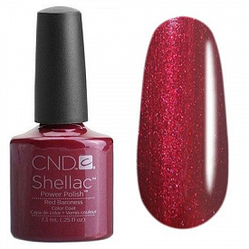 CND Shellac 40509 Red Baroness