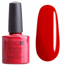 CND Shellac 40508 WildFire