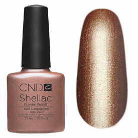 CND Shellac 40503 Iced Cappuccino